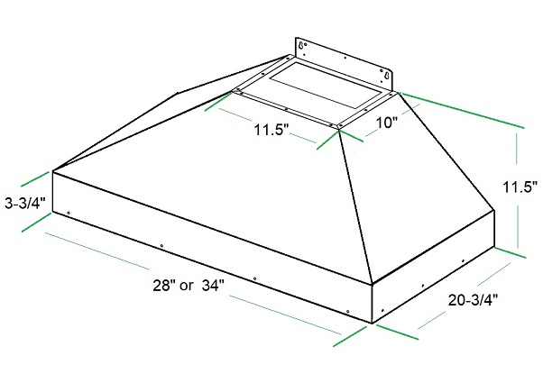 built-in-hood-dimensions